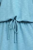 Lanston V Mini Dress in French
