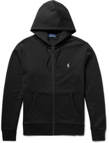 Polo Ralph Lauren Jersey Zip-Up Hoodie