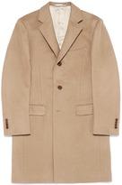 TOMORROWLAND Cashmere-wool blend melton coat