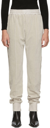 Haider Ackermann Beige Mens Freeman Lounge Pants