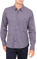 Drizabone Driza-Bone Stanton Brushed Flannel Check Long Sleeve Shirt