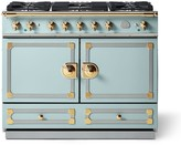Williams-Sonoma Williams Sonoma Cornue Fe CornuFé Dual-Fuel Range Stove, Roquefort