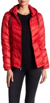 Tommy Hilfiger Packable Natural Down Quilted Short Jacket