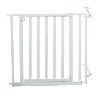 Roba Baumann Gmbh Stair Gate (Metal, White)