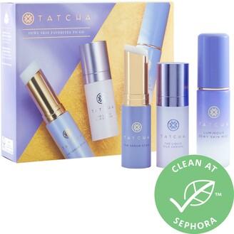 Tatcha Dewy Skin Favorites on the Go