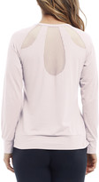 Balance Collection Women's Tee Shirts H. - Heather Lotus Pink Lively Top - Women