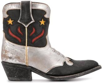 Ash Petra SW Star boots