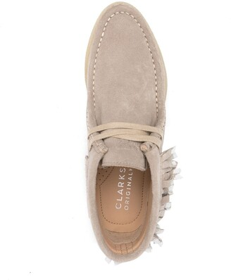 Clarks Originals Ariadne Craft lace-up boots