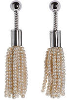 Lele Sadoughi Weeping WIllow Tassel Earrings