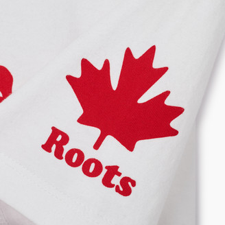Roots Womens Cooper Canada T-shirt