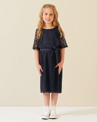 Jigsaw Corded Lace Dress