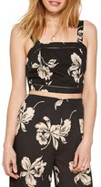 Amuse Society Women's Maggie Crop Top