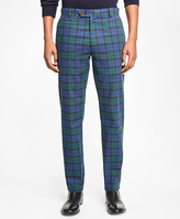 Brooks Brothers Clark Fit Black Watch Chinos
