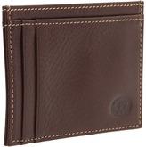 Torino Leather Co. Weekender ID Case Bill-fold Wallet