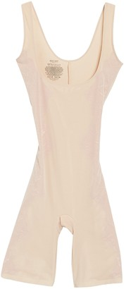Spanx Open-Bust Mid-Thigh Body Shaper (Regular & Plus Size)