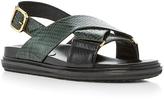 Marni Fussbett Water Snake Sandals