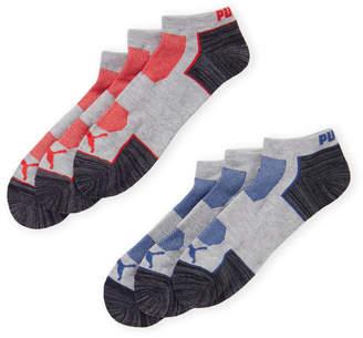 Puma 6-Pack SportStyle Low-Cut Socks