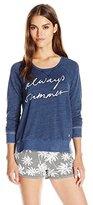 Sundry Women's Always Summer Pullover