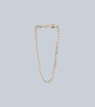Tom Wood Rhodium-plated chain bracelet