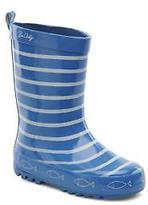 BeOnly Kids's Be Only Timouss Wellies Boots in Blue