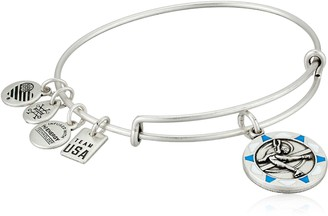 Alex and Ani Figure Skating EWB Bangle Bracelet