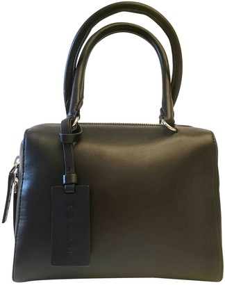 Marni Black Leather Handbags