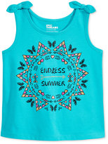 Epic Threads Mix and Match Endless Summer Graphic-Print Tank Top, Toddler & Little Girls (2T-6X), Created for Macy's
