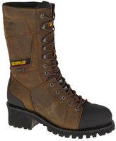 Caterpillar Men's Casebolt Waterproof Steel Toe Logger Boot