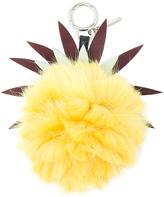 Fendi Fruits Fox Fur Bag Charm