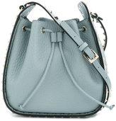Valentino Rockstud bucket bag - women - Calf Leather/metal - One Size