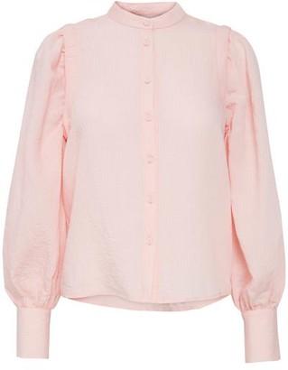 Ichi Elly Shirt Zephyr Pink - 34