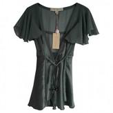 H&M Stella Mc Cartney For Stella Mc Cartney For Green Silk Top for Women