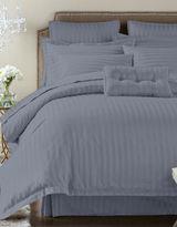 Springshome 500 Thread Count Damask Stripe Duvet Cover Set