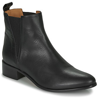 Emma.Go Emma Go ALLY women's Mid Boots in Black
