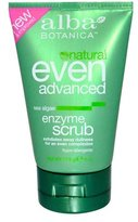 Alba Sea Enzyme Facial Scrub 4 oz.