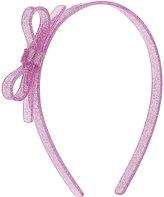 Lilies & Roses NY Bow Headband