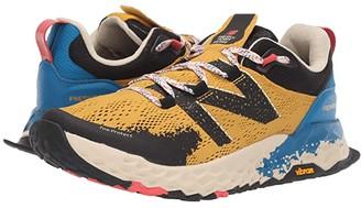 New Balance Fresh Foam Hierro v5 (Varsity Gold/Neo Classic Blue) Men's Running Shoes
