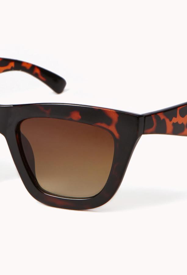 Forever 21 F2551 Geo Sunglasses