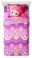 Nickelodeon Shimmer and Shine Sheet Set (Twin) Multicolored ;