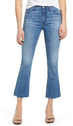 AG Jeans The Jodi Crop Flare Jeans
