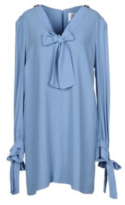 Elisabetta Franchi PASSEPARTOUT DRESS by CELYN b. Short dress