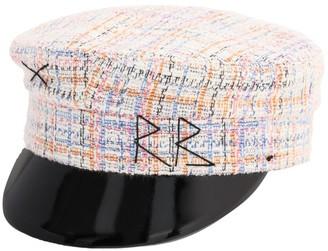 Ruslan Baginskiy Tweed Baker Boy Hat