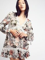For Love & Lemons Luciana Swing Dress by at Free People