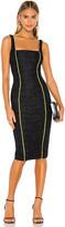 NBD Genine Midi Dress