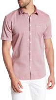 Lindbergh Short Sleeve Button Down Shirt
