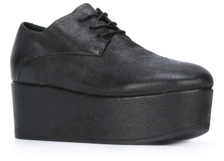 Marsèll platform lace-up shoes