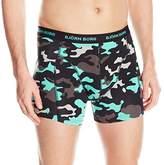 Bjorn Borg Men's Bb Camo Contrast Mid Shorts
