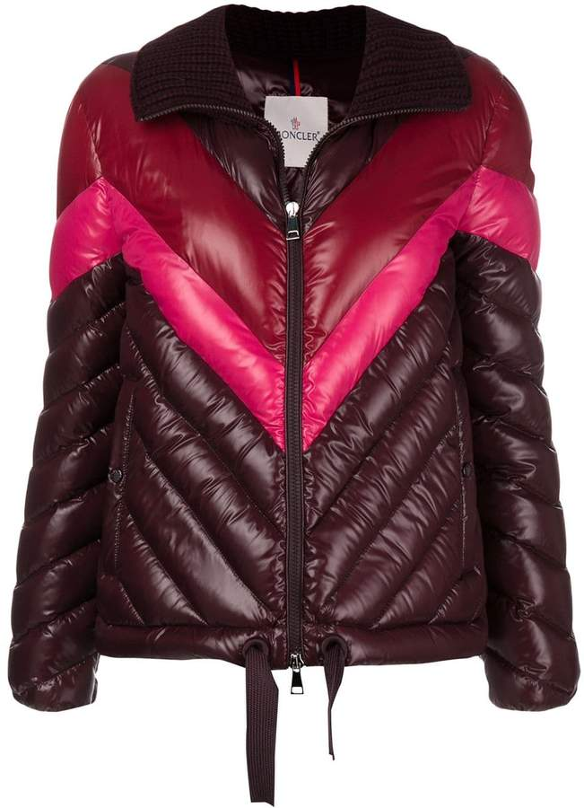 Moncler Albatros Quilted Jacket