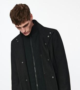 Andrew Marc Coyle Wool Melton Coat