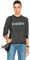 Rodarte Radarte Poly-Blend Sweatshirt